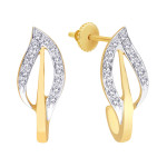 indian-gold-earrings-designs-with-price-hd-buy-rivaaz-fashion-earrings-in-18ky-gold-with-018cts-of-cz-online